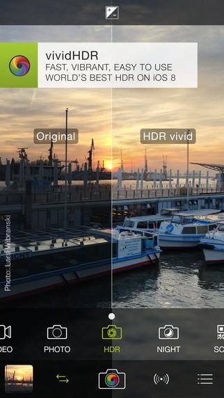 aplikasi procamera8+ hdr