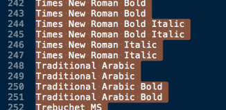 baris duplikasi di sublime text 2